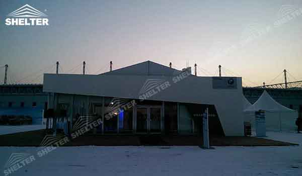 SHELTER Commercial tents for sale - Event Tent - Commercial Marquee - Luxury Wedding Reception Tent - Outdoor Catering Venue -47