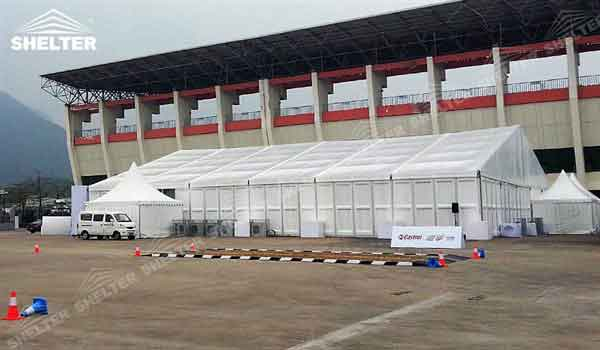SHELTER custom tents for car show Event Tent - Commercial Marquees - Reception Hall - Temporary Lounge Tent -31