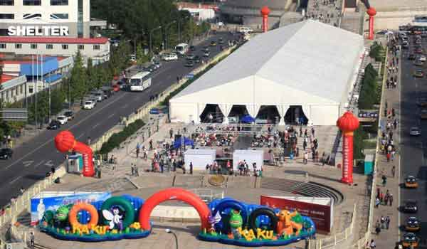 SHELTER Event Tent for Sale - Commercial Marquees - Reception Hall - Temporary Lounge Tent -47