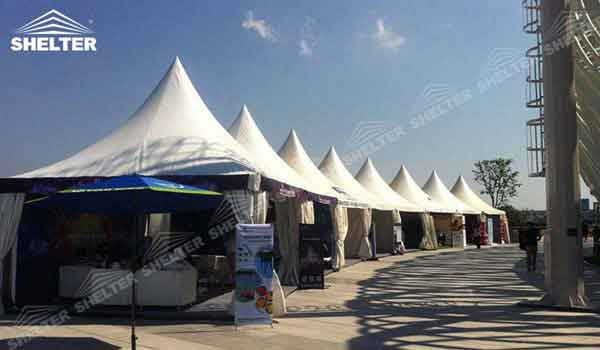 SHELTER Outdoor Gazebo Tent Gazebo Tent - High Peak Structures - Reception Canopy Marquee - Catering & Outdoor Gazebo Tent | Shelter Canopy Tent