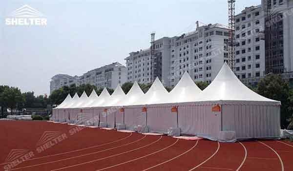 SHELTER Outdoor Gazebo Tent