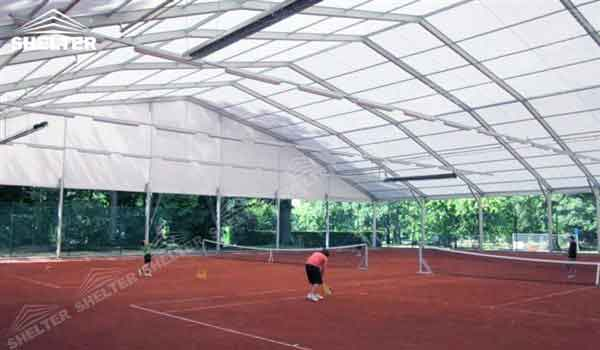 Tennis Court Cover Shelter Sports Tent
