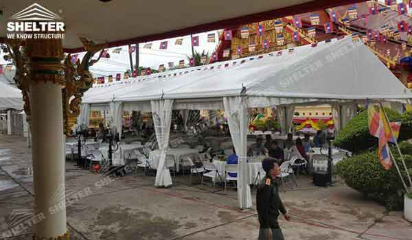 White Party Tents With Side Walls 10 x 20 tent & 10 x 20 tent | White Party Tents With Side Walls