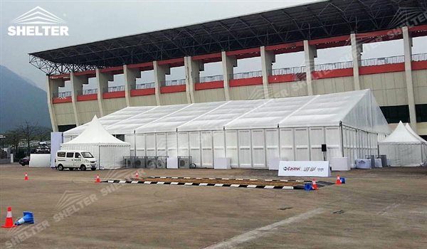 SHELTER Event Tent For Fale - Commercial Marquees - Reception Hall - Temporary Lounge Tent -31