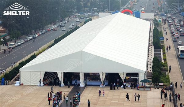 SHELTER Huge Tents Event Tent - Commercial Marquees - Reception Hall - Temporary Lounge Tent - & Huge Tents | Large Clear Span Structures