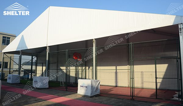 Indoor Basketball Court Cover Sports Tent Covers Courts