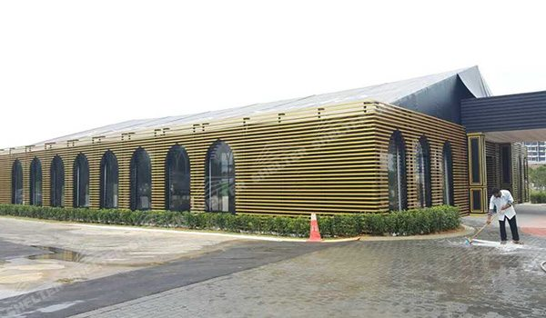 SHELTER Event Gazebo Tent - Commercial Marquees - Reception Hall - Temporary Lounge Tent -75  sc 1 st  Shelter Structures & Large Custom Event Gazebo Tent in Malaysia | Shelter Structures