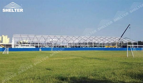 Temporary Warehouse Structures Storge Tent Shelter