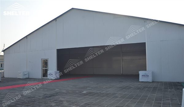 Warehouse Tent | Storage Tent | Shelter Structures