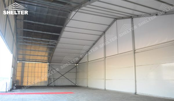 SHELTER Storage Tent - Temporary Warehouse Building - Fabric Structures for Industrial Use -15 & Temporary Warehouse Building - Storage Tent for Sale