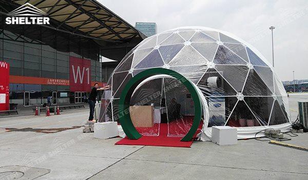 10 Meter Geodesic Dome Tent - Domes Tent - Hemisphere Tents - Event & Geodesic Dome Tent - Hemisphere Tents for Sale