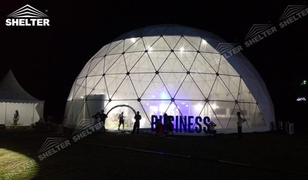 Geodesic Domes 10m 40m Event Domes Shelter Structures