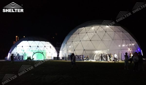 Geodesic domes 10m-40m Event Domes & Geodesic domes 10m-40m Event Domes | Shelter Structures