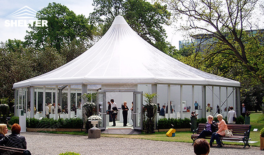 SHELTER luxury wedding marquee party tents for sale wedding tent decorations