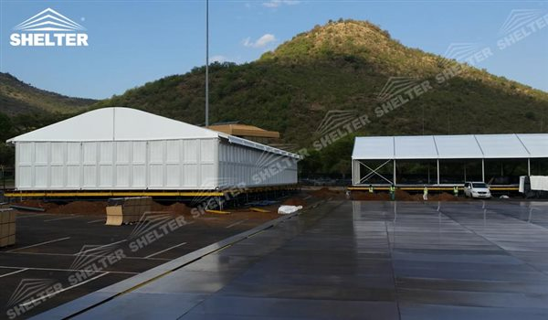 SHELTER industrial tents - arch tent - arcum tents - large event marquee - wedding marquees for sale - 16