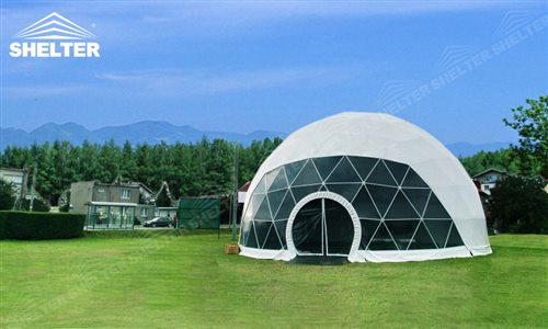 Shleter For Tents : Geodesic tents for sale hemisphere tent shelter