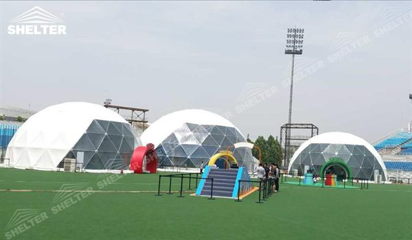 event dome - geodome tent geodesic dome tent for kids festival Shelter tent (4) & Event Dome Supplier - US Geodesic Dome Tents - Shelter Structures