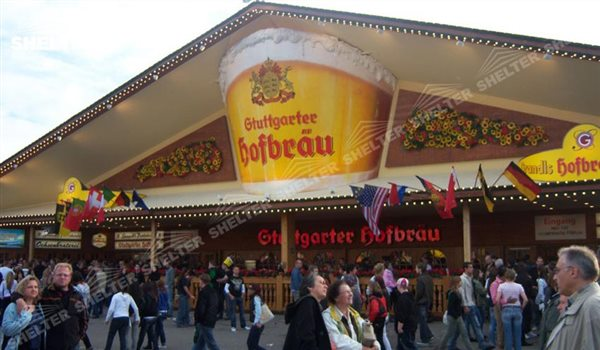 Beer Tent For 3000 People Beer Festival Tents Supplier