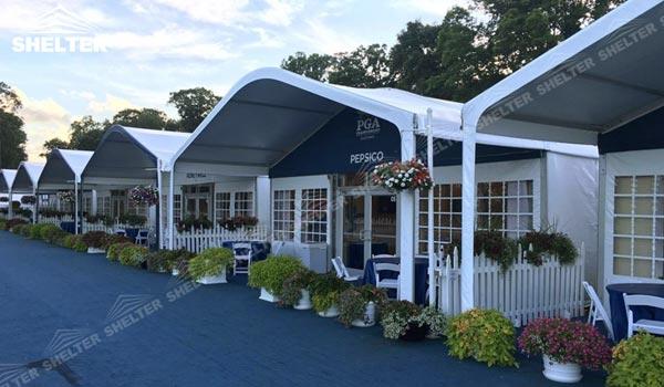 20x20 Tent - Sporting Lounge Hall - 2016 PGA Tour ...