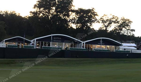 2016 PGA Ryder Cup - SHELTER Golf Tent - Sport Lounge Hall - VIP Catering Area -3