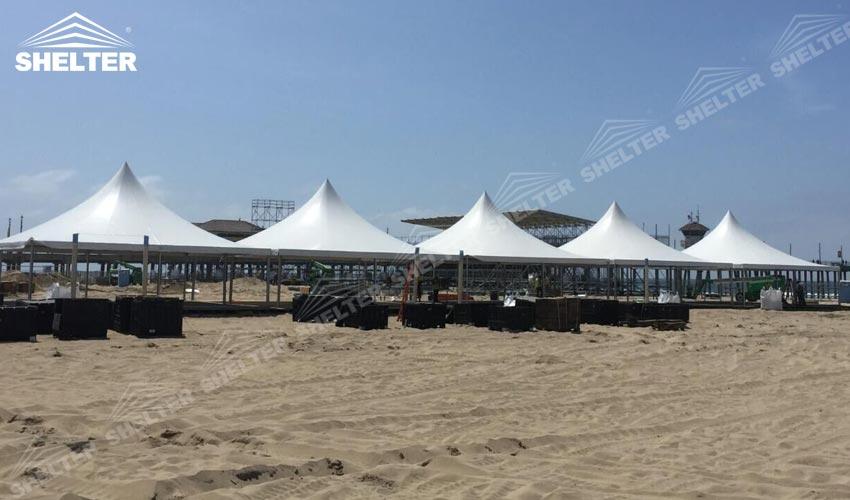 2016 Avp Beach Volleyball Shade Canopy Gazebo Shelter