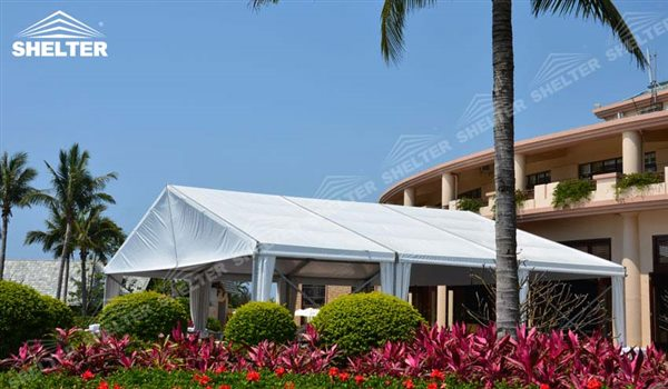 SHELTER Event Tent - Commercial Marquee - Luxury Wedding Reception Tent - Outdoor Catering Venue -24