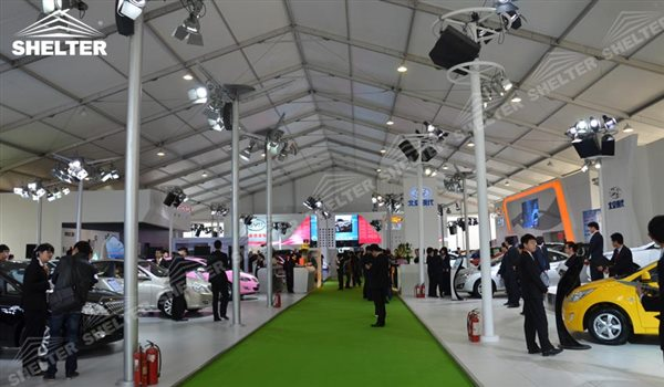 SHELTER Event Tent - Commercial Marquees - Reception Hall - Temporary Lounge Tent -66