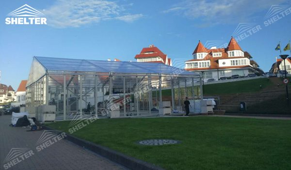 SHELTER Wedding Hall - Party Marquee - Luxury Reception Tent - Outdoor Catering Venue -218