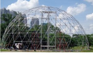 Shelter Dome Tents geodome tent for sale 5 - 100m - sphercial structures - metal event dome -1