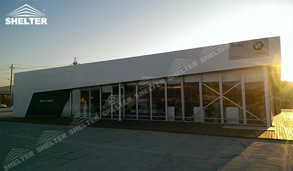 SHELTER Event Tent - Commercial Marquee - Luxury Wedding Reception Tent - Outdoor Catering Venue -47