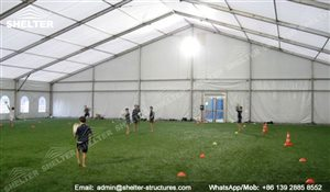 Shelter Indoor Soccer Field - Backyard Basketball Court - Sport Structures -2_Jc