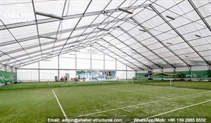 Shelter Indoor Soccer Field - Backyard Basketball Court - Sport Structures -5_Jc