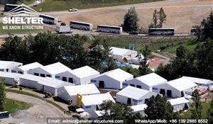 SHELTER Arabian Hajj Tent - Raj Tents - Luxury Ramadan Marquee -2