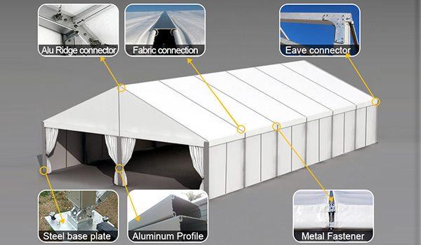 SHELTER Arabian Hajj Tent - Raj Tents - Luxury Ramadan Marquee -21