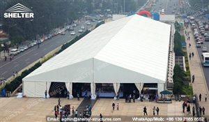SHELTER Arabian Hajj Tent - Raj Tents - Luxury Ramadan Marquee -5