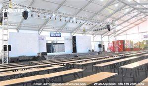 SHELTER Arabian Hajj Tent - Raj Tents - Luxury Ramadan Marquee -6