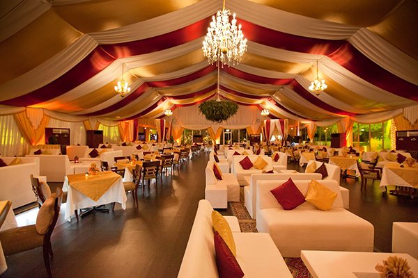 10 amazing wedding tent decoration reception decoration idea amazing wedding tent 3 junglespirit Choice Image