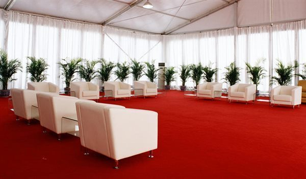 Shelter Tent Structures - Carpet