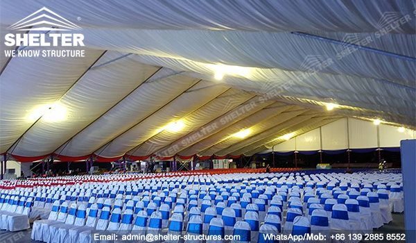 40m Large Tent for Breaking Ceremony in Malaysia -7