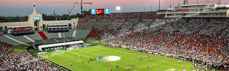 Double-decker-tents-to-build-temporary-vip-suites-for-international-champions-cup-2017-at-Los-Angeles-Memorial-Coliseum