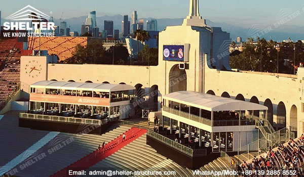 Double-decker-tents-to-build-temporary-vip-suites-for-international-champions-cup-2017-at-Los-Angeles-Memorial-Coliseum2