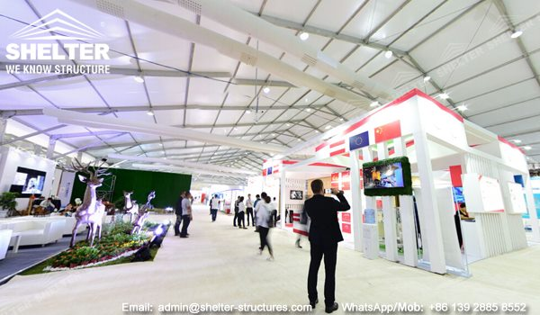 SHELTER Large Exhibition Hall for Zhenjiang International Low Carbon Expo. -9