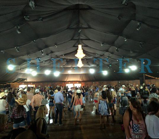 Shelter Coachella Music Festival - Yuma Concert Tent