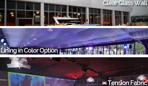 Shelter car show tent - customized accessories option for thermo roof tent 3